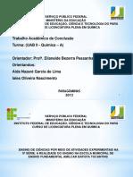 Apresentação do Trabalho Acadêmico de Conclusão.pptx