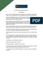 Lectura Empoderamiento EFT 10