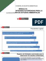 Taller de aguas residuales Perú Modulo II