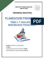 TEMA5 PLANEACION FINANCIERA