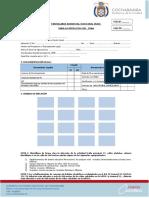 Formulario ambiental municipal cbba