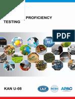 KAN U-08 Policy on Proficiency Testing (2)