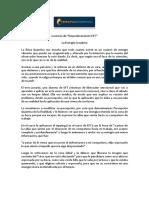 Lecturas Empoderamiento EFT 15