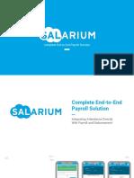 SALARIUM SALES PITCH DECK 2019_Revised