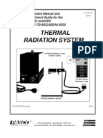 Thermal Radiation System