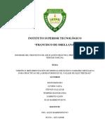 Informe Tablero Didactico de Pulsadores y Contactores