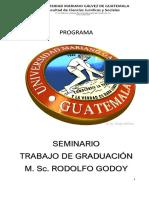 PROGRAMA DEL SEMINARIO DE TRABAJO DE GRADUACIÓN FACULTAD DE DERECHO UMG 2020.pdf