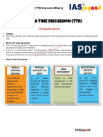 4th Class -TTD Current Affairs