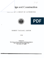 Ship Design and Construction (Taggart, 1980)