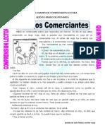 EXAMEN DE COMPRENSION LECTORA 5 AÑO