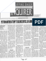 Philippine Daily Inquirer, Feb. 11, 2020, Petition another attempt to silence critics say journalists rights groups.pdf