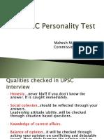 UPSC Personality Test.pptx