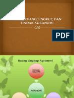 DASGRON 2 Aspek, ruang lingkup, tindak agronomi.pptx