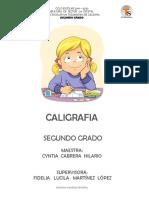 2° CALIGRAFIA