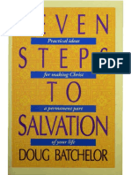 BATCHELOR, Doug (1992). Seven Steps to Salvation, Practical Ideas for Making Christ a Permanent Part of Your Life. Boise, ID. Pacific Press..pdf