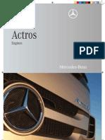 Actros Spec Engines Brochure