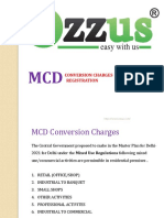 MCD Registration