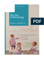 The joy of factoring.pdf