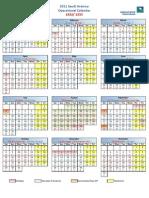 التقويم الهجري 2011