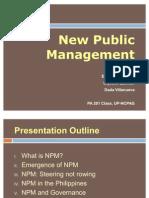 Npm Report Final