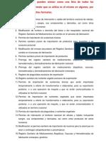 Formatos Secretaría de Salud