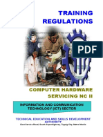 TR-Computer Hardware Servicing NC II