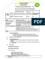 DLP Statistics and Probability
