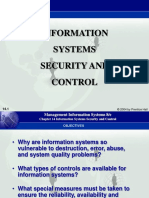 Information System Security and Control 1