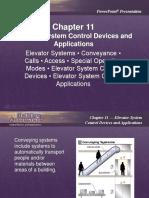 elevator & escalator presentation