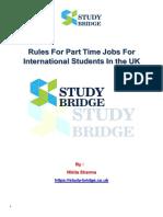 Employment law UK for International students | Study Bridge UK Limited