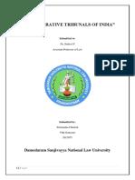 287790344-Administrative-Tribunals-in-India