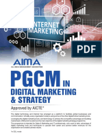 _AICTE Digital Marketing PGCM Flyer