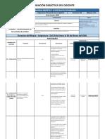 Planeació Didáctica de Planeación de la Logistica Unidad 1 Definitiva