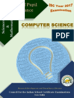 8. Computer Science ISC-17