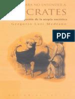 Guía para NO entender a Sócrates - Gregorio Luri Medrano.pdf