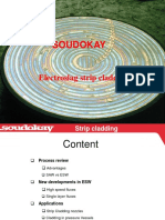 Soudokay Strip Cladding - principes