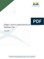 PHAA Strategic Plan