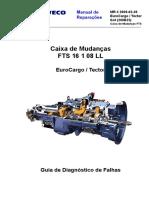 MR 04 Euro Cargo Tector Caixa Mudanas FTS Guia Diagnostico Falhas - Português