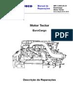 MR 02 Cargo Tector Reparacoes - Portugues