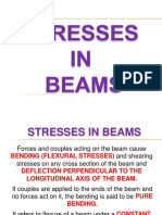 5. STRESSES IN BEAMS