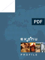 Ekonu Brochure