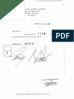 Ley Provincial 1126