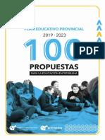 Plan Educativo Provincial
