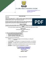 Application Form 2020