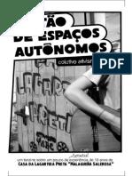 Ativismo ABC Gestão de Espaços Autônomos