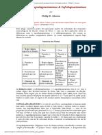 Notas sobre Supralapsarianismo & Infralapsarianismo - Phillip R. Johnson