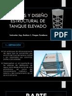 TANQUE ELEVADO 2020