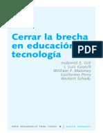 Cerrar la brecha Educ y Tec.pdf