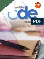 CDE_Course_2019