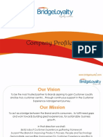 Bridgeloyalty company profile_ 2019